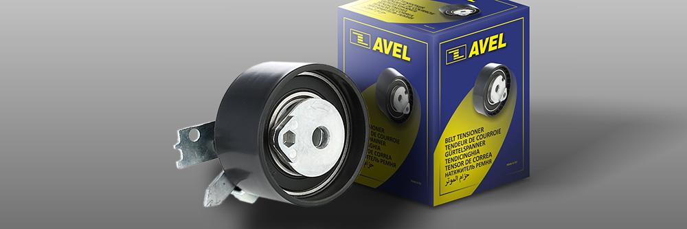 avel car belt tensioner